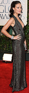 Olivia Wilde at 2010 Golden Globe Awards