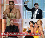Highlights From the 2010 Golden Globe Awards