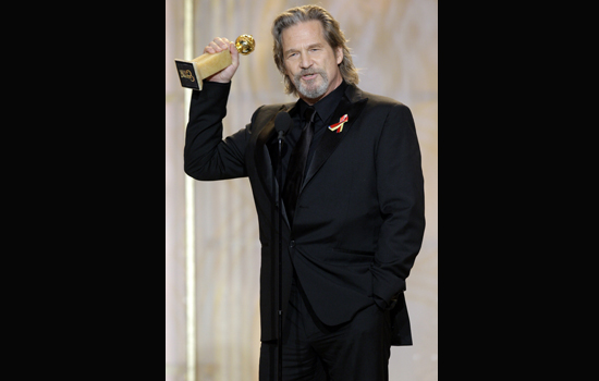 Jeff Bridges Gets a Standing Ovation