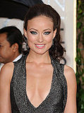 Photos of Olivia Wilde at Golden Globes