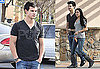 Taylor Lautner Sara Hicks in LA