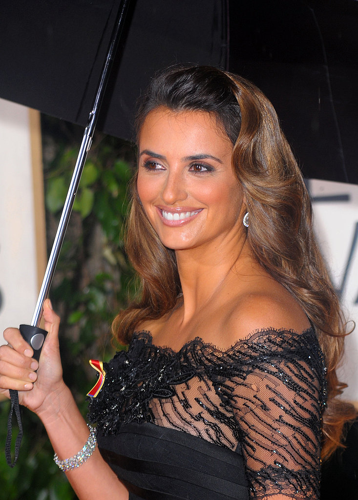 Photos of Penelope Cruz at Golden Globes