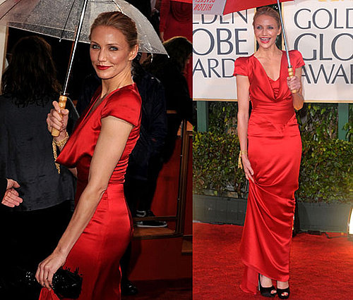 Cameron Diaz at The 2010 Golden Globes 2010-01-17 17:07:15