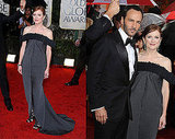 Julianne Moore in Balenciaga at 2010 Golden Globe Awards