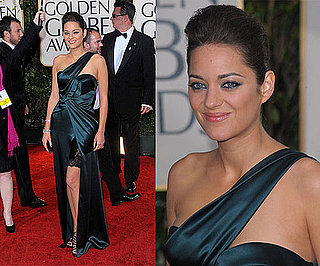 Marion Cotillard Wears Christian Dior at 2010 Golden Globe Awards 2010-01-17 17:55:03