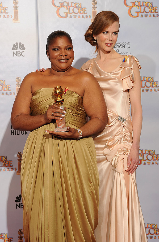 Winners Photos Golden Globes 2010 Press Room Photos