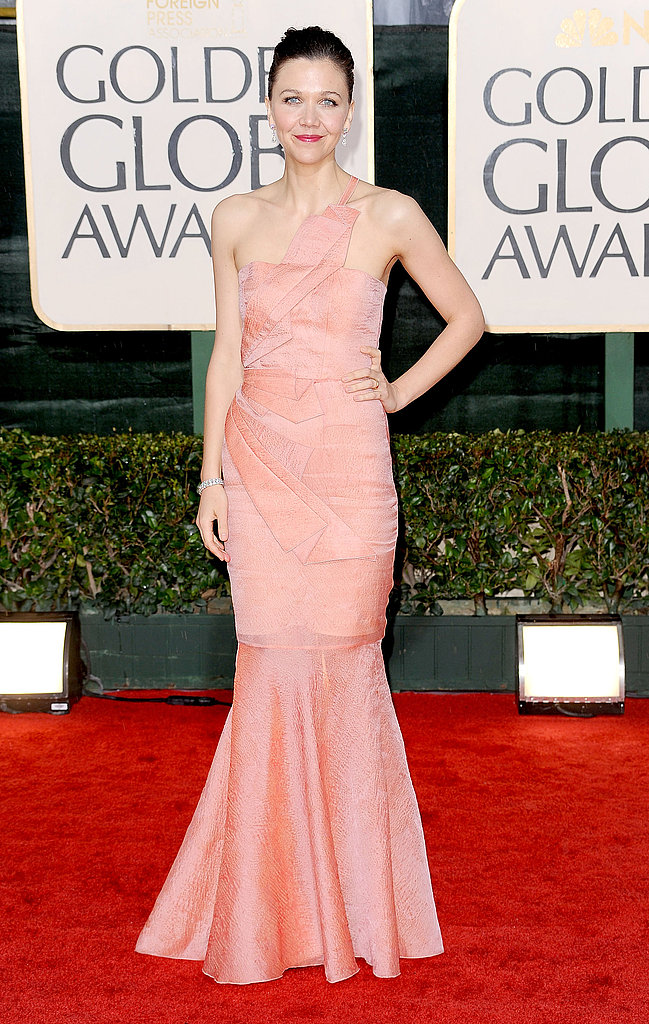Maggie Gyllenhaal in RM by Roland Mouret