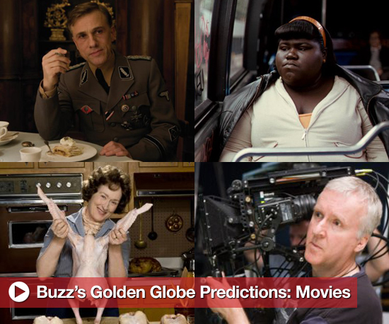 BuzzSugar's Golden Globe Winner Predictions: Movies