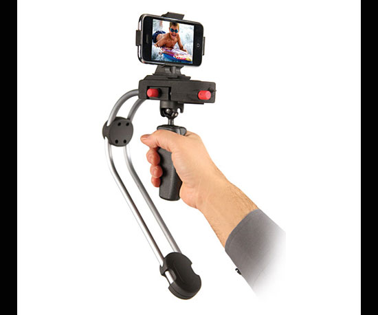 iPhone Smoothee Steadicam