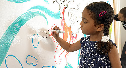 IdeaPaint Turns Plain Walls into Marker Boards