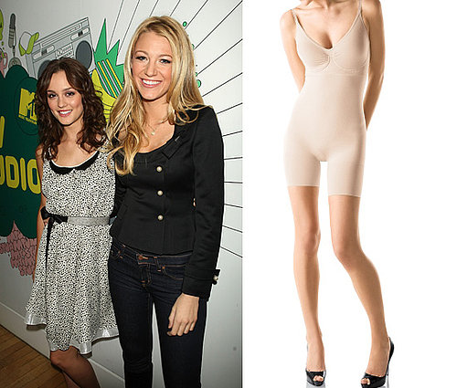 Cast of Gossip Girl Wears Spanx to Slim Down