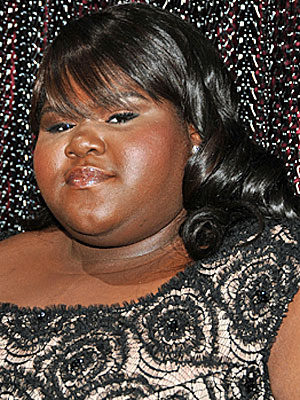 Gabby Sidibe at 2010 Critics' Choice Awards