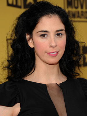 Sarah Silverman at 2010 Critics' Choice Awards