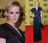 Jena Malone at 2010 Critics' Choice Awards