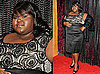 Gabourey Sidibe at the 2010 Critics' Choice Awards