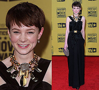 Carey Mulligan at 2010 Critics' Choice Awards 2010-01-15 18:51:22
