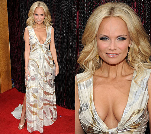 Kristin Chenoweth at the 2010 Critics' Choice Awards