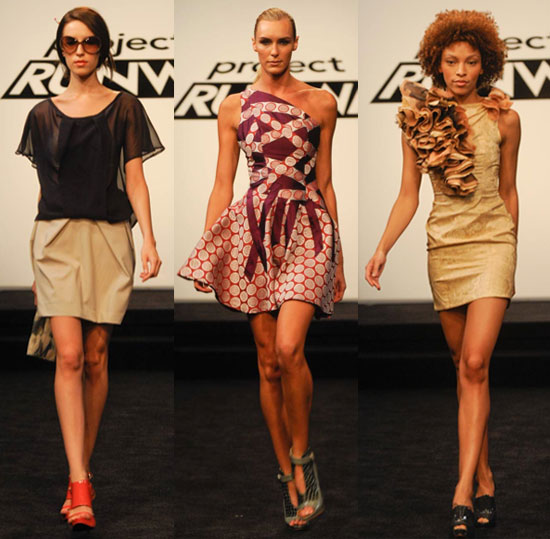 New Project Runway Holds Major Talent