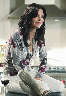 Courteney Cox as Jules Cobb in Cougar Town Style 2010-01-20 14:00:00
