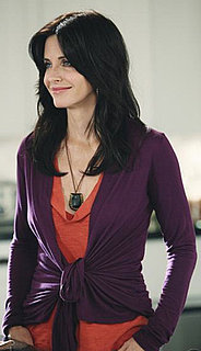 Courteney Cox as Jules Cobb in Cougar Town Style 2010-01-20 12:00:00