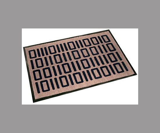 Binary Welcome Mat
