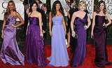 2010 Golden Globes Trend: Purple Gowns 2010-01-18 12:00:22