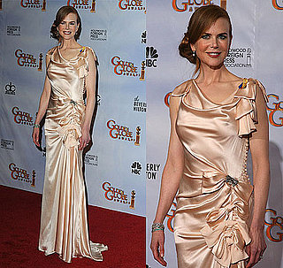 Nicole Kidman in Nina Ricci at the 2010 Golden Globe Awards