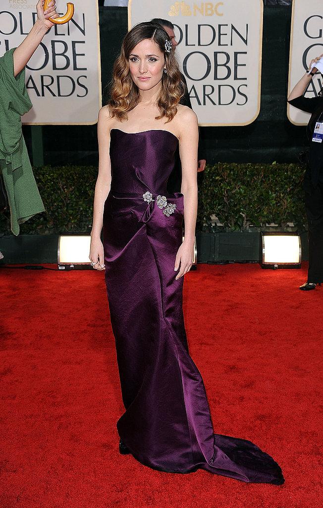 Women Red Carpet Golden Globes 2010 Photos