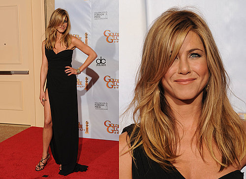 Jennifer Aniston at the 2010 Golden Globes 2010-01-17 19:23:35