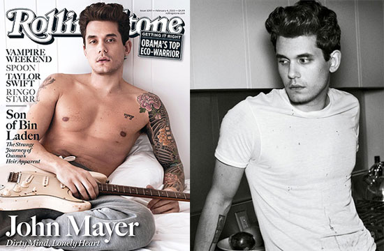 Photos of Mayer Rolling Stone