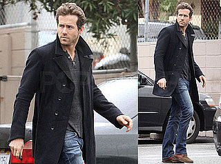 Ryan Reynolds Looking Hot in LA