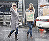 Kate Bosworth in Rainy LA