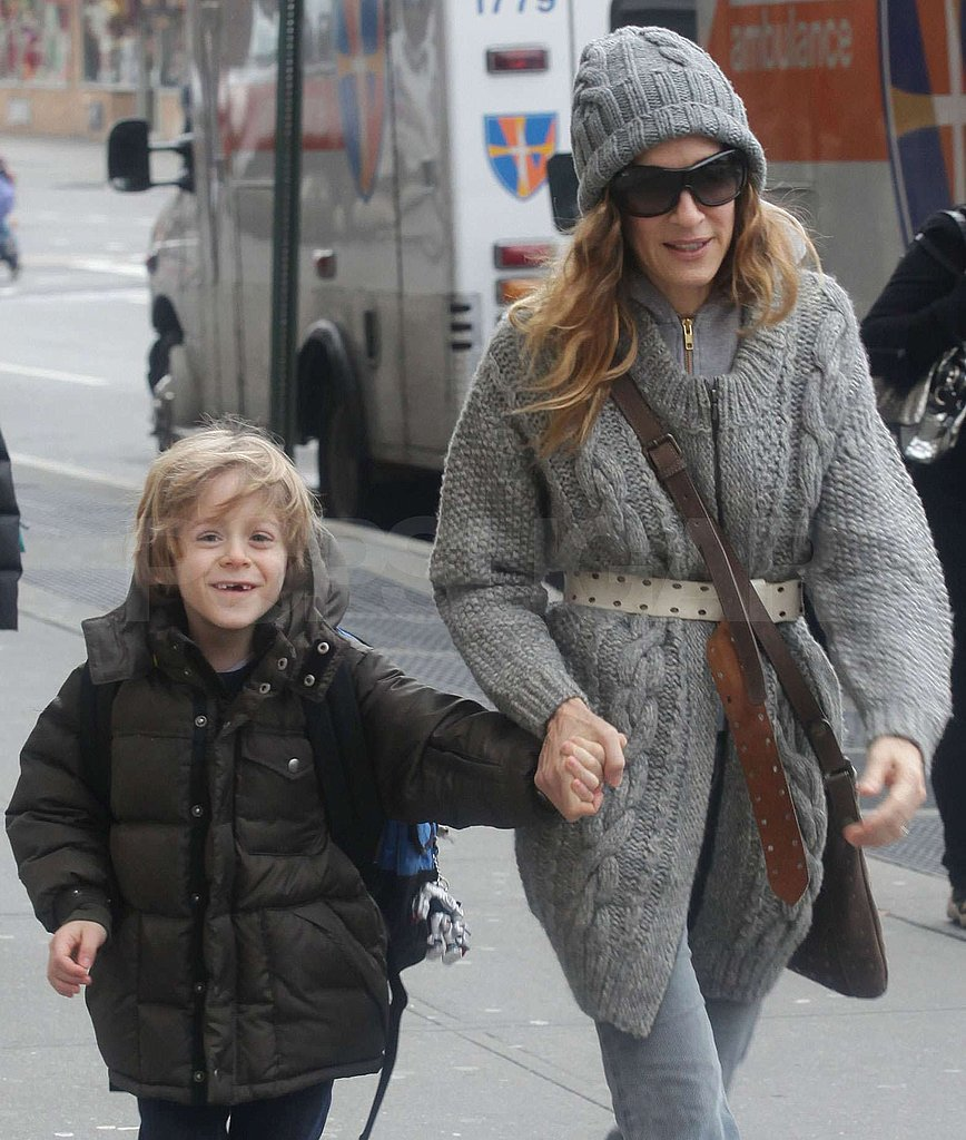 Photos of SJP and JW