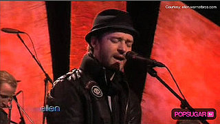 Justin Timberlake and Matt Morris Performance on Ellen