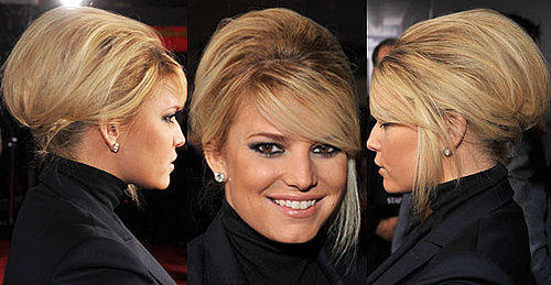 Jessica Simpson's Bouffant Hair, Are You a Fan of the Bouffant?