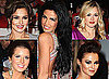 Hair and Makeup from the National Television Awards, Cheryl Cole Hair, Cheryl Cole Makeup, Fearne Cotton Makeup, Katie Price