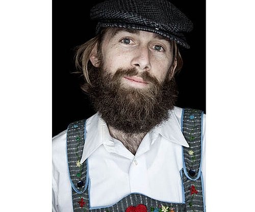 Portraits of Beards by Matt Rainwaters