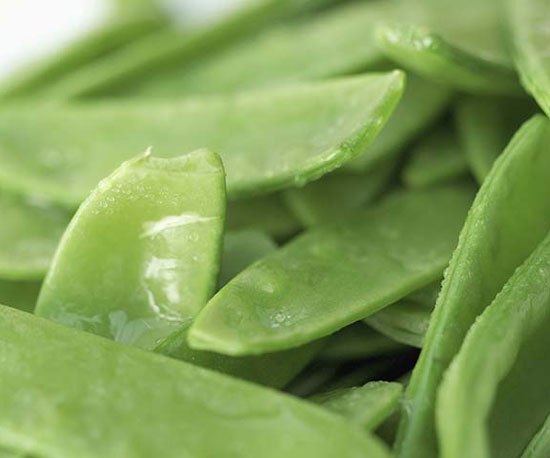 Snow Peas and Green Beans