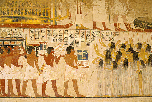 Egyptians' Lead Eyeliner Was Antibacterial