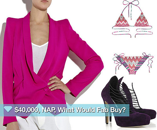 What Would Fab Buy With $40,000 at Net-a-Porter?