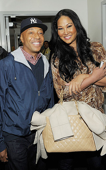 Russell Simmons and Kimora Lee