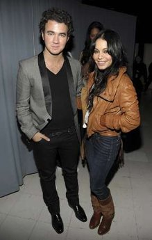 Kevin Jonas and Vanessa Hudgens