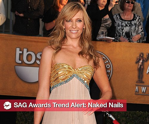SAG Awards Beauty Trend: Manicures 2010-01-23 19:28:54