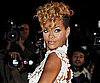 Slide Photo of Rihanna Posing in a White Gown at the NRJ Music Awards in France
