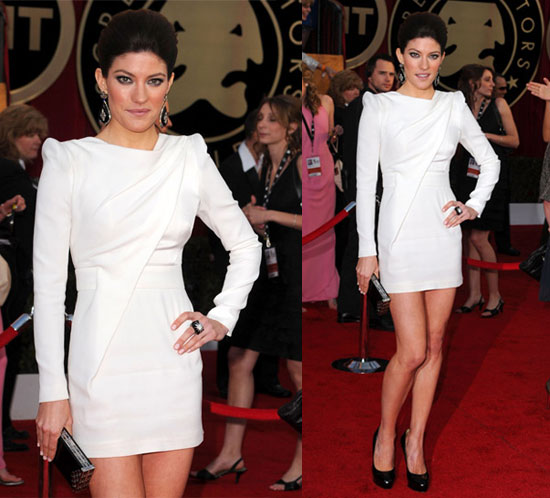 Jennifer Carpenter at the 2010 SAG Awards