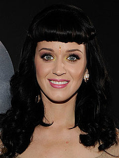 Katy Perry at Celebrity at Grammys