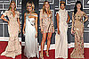 Red Carpet Grammy Photos Taylor Swift, Beyonce, Heidi Klum, Carrie Underwood, Lady Gaga, Britney Spears 2010-01-31 22:01:06