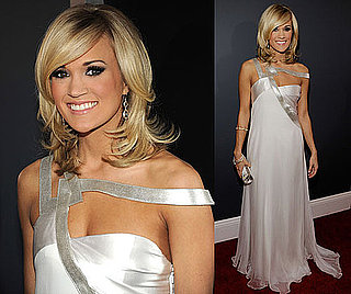 Photos of Carrie Underwood at the 2010 Grammy Awards 2010-01-31 17:24:51