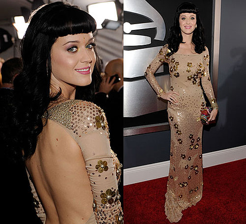 Katy Perry at 2010 Grammys 2010-01-31 16:46:03