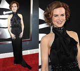 Nicole Kidman at the 2010 Grammy Awards 2010-01-31 17:34:49